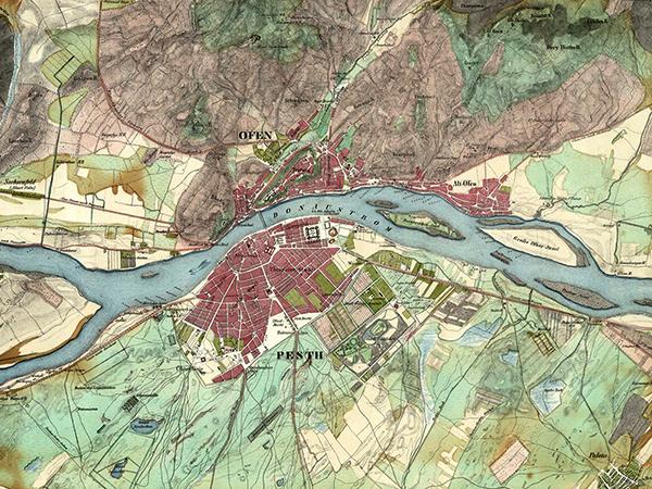 Ingyenes digitális térképek a múltból