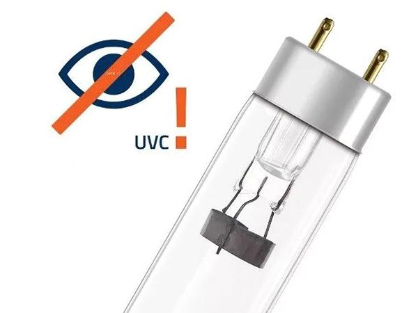 Germicid fényforrások és lámpatestek