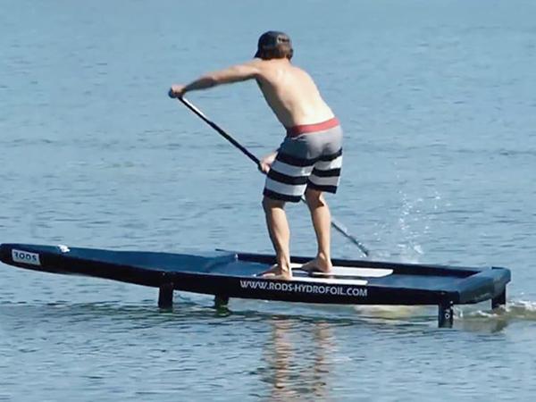Hidrofoil (hordszárnyas) vízi járművek