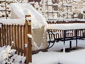 Védekezés a téli csapadék ellen