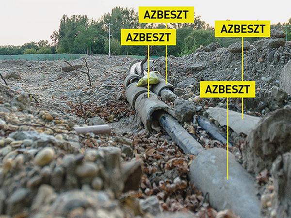 Azbeszt a környezetünkben