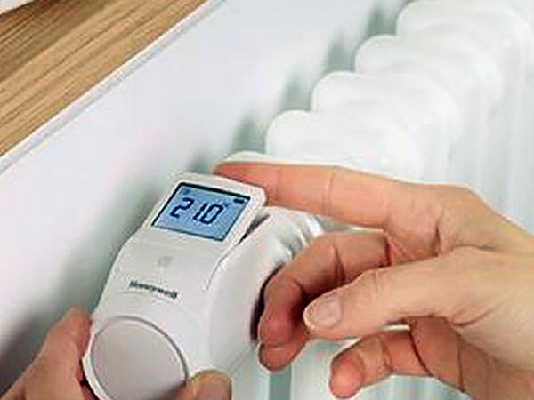 Helyiségenkénti hőmérséklet-szabályozás