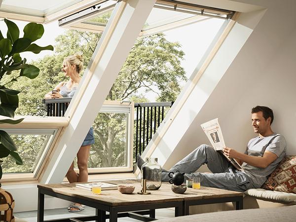 Okos tetőtéri ablakok