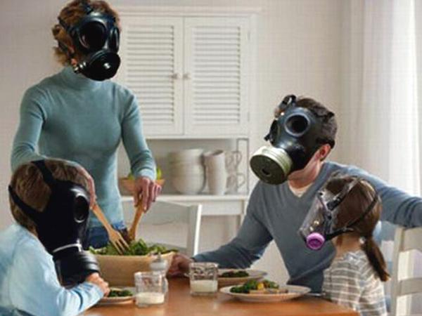 A lakás jó levegője