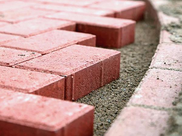 Térkövezés alapjai