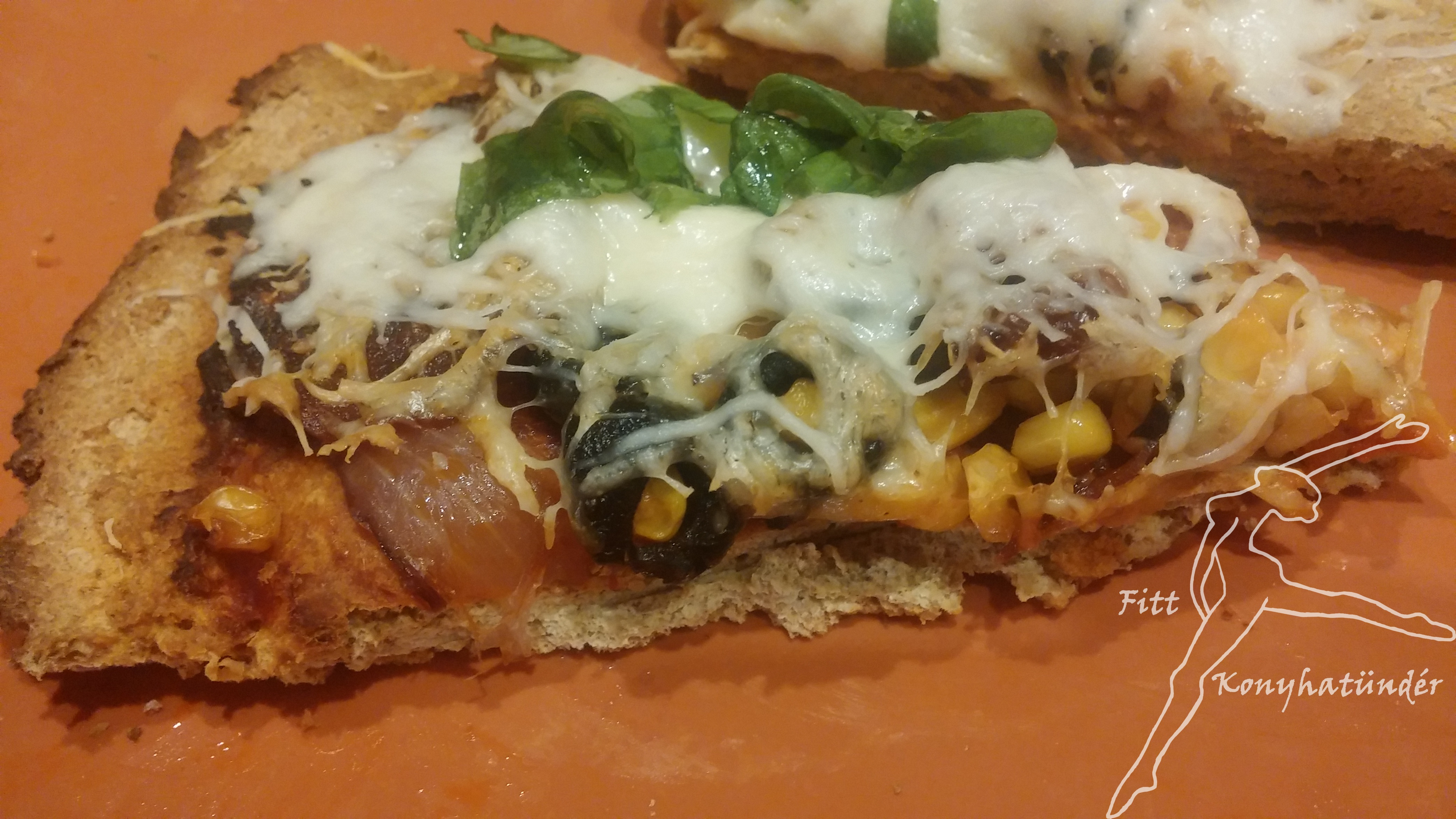 GM, LowCarb pizza