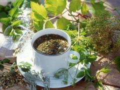 Friss tea kanálfilterrel
