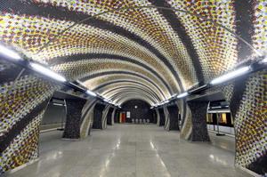 Nemzetközi díjat kaphat a 4-es metró két állomása