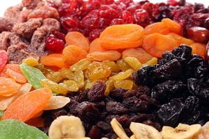 Vitaminok a gyümölcsökben