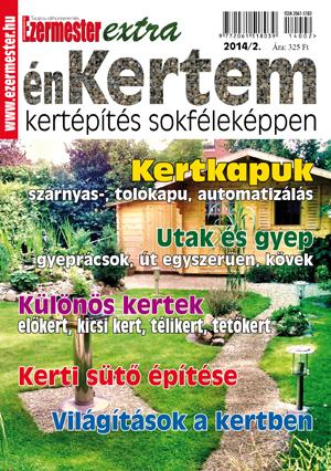 Ezermester Extra 2014/2. énKertem: építem a kertem