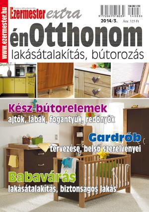 Ezermester Extra 2014/3. énOtthonom: lakásátalakítás, bútorozás