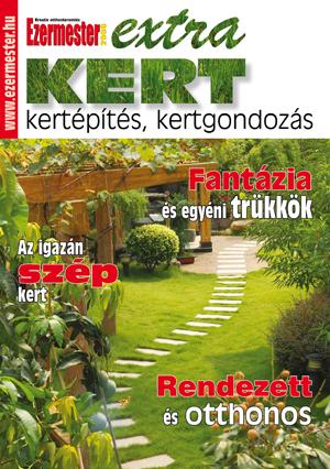 Ezermester Extra 2010/1. Kert - kertépítés, kertgondozás