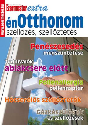 Ezermester Extra 2016/3. énOtthonom: szellőzés, szellőztetés