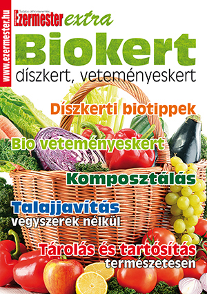 Ezermester Extra 2017/3. Biokert