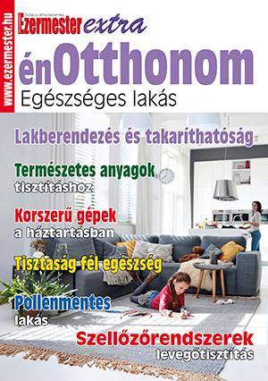 Ezermester Extra 2017/4. Egészséges lakás
