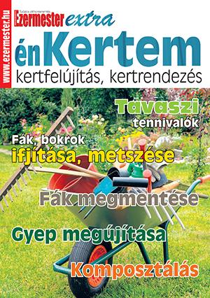 Ezermester Extra 2018/1. énKertem: kertfelújítás, kertrendezés