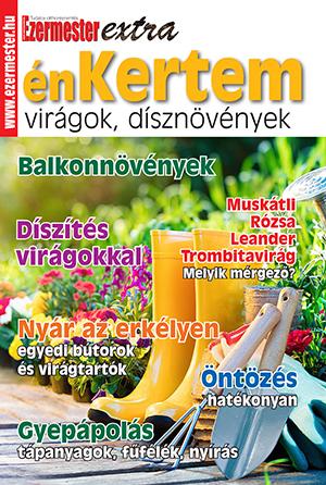 Ezermester Extra 2021/1. énKertem: virágok, dísznövények