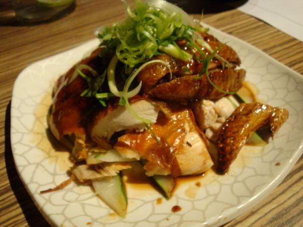 Tajvani csirke